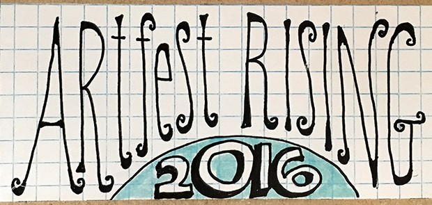 Artfest Rising 2016