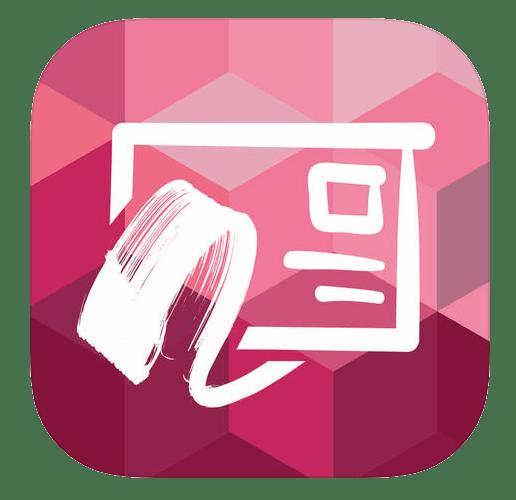 ArtCard App icon.