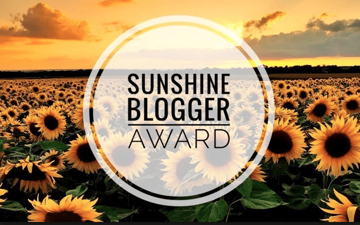 Image result for sunshine award""