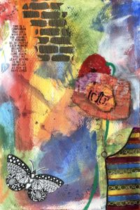 art journal cover collaboration
